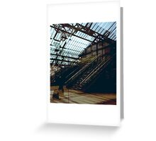 Fractures Greeting Card