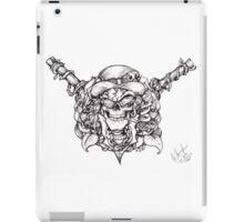 Guns n roses Slash  iPad Case/Skin