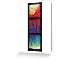Color Theory Greeting Card