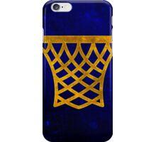 Basketball Hoop iPhone Case/Skin