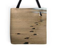 Not my Footprints Tote Bag