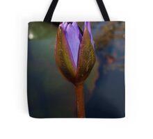 Lily Bud Tote Bag
