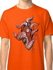 Octopus Coming Out of Your Chest Classic T-Shirt