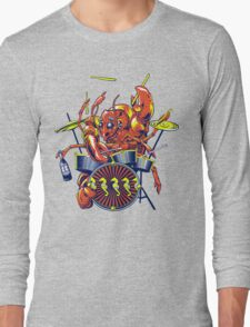Rocking Lobster Long Sleeve T-Shirt