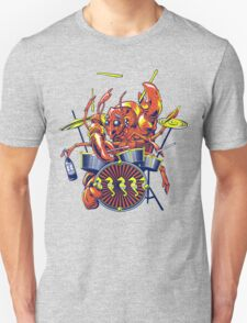 Rocking Lobster Unisex T-Shirt