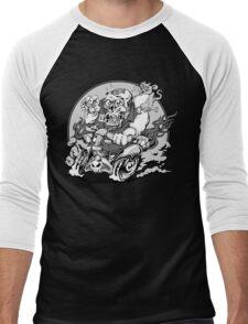 Roth Zombie Men's Baseball ¾ T-Shirt