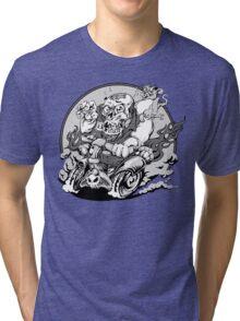 Roth Zombie Tri-blend T-Shirt