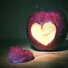 hearty apple by Michelle McMahon