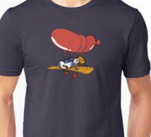 Rescue Rangers Plane Unisex T-Shirt