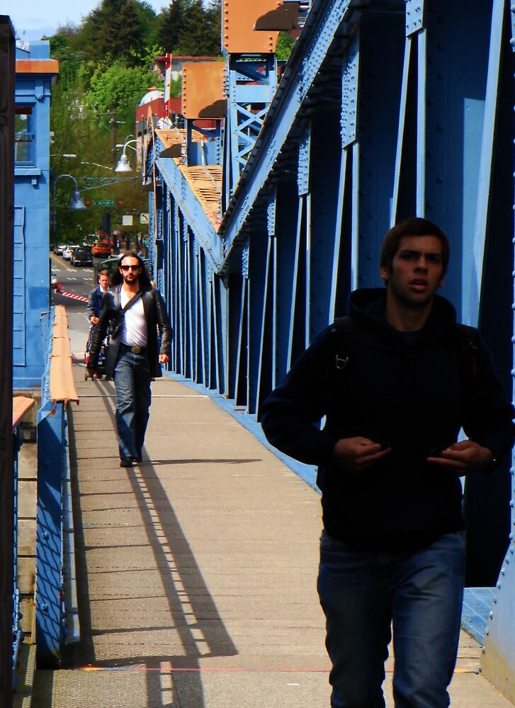 Cross that Bridge by Honario