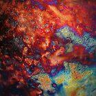 Copper Raku by Celia Strainge