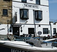 The Bay Hotel by TREVOR34