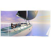 Sail away sail away...sail away Poster