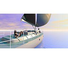 Sail away sail away...sail away Photographic Print
