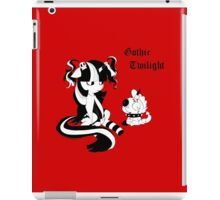 gothic twilight iPad Case/Skin