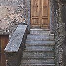 Doors of Sgurgola 3 by Warren. A. Williams