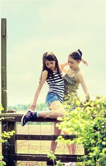 just like summer by Rebecca Tun