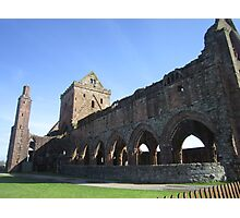 Sweetheart Abbey Photographic Print