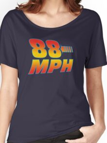 88MPH Women's Relaxed Fit T-Shirt