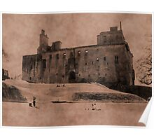 Linlithgow Place Scotland Poster