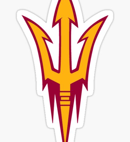 Arizona State University Sun Devils  Sticker