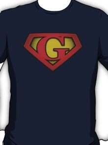 The Letter G Returns T-Shirt