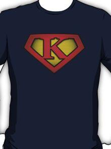 The Letter K Returns T-Shirt