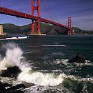 Golden Gate morning. by peterchristian