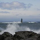Ram Island Ledge light, Portland Maine,USA by irmajxxx