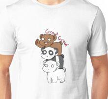We Bare Bears Chibi Unisex T-Shirt