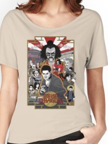 The Last Dragon Glow Poster Shirt Women's Relaxed Fit T-Shirt