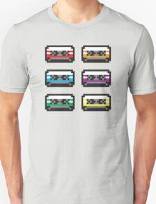 PIXEL CASSETTES  Unisex T-Shirt