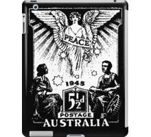 Australian 1945 Peace Stamp iPad Case/Skin