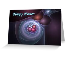 Happy Easter ! Greeting Card