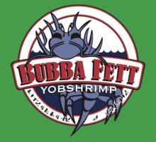 Bubba Fett's Yobshrimp Restaurant Kids Clothes