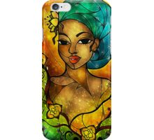 Lady Creole iPhone Case/Skin