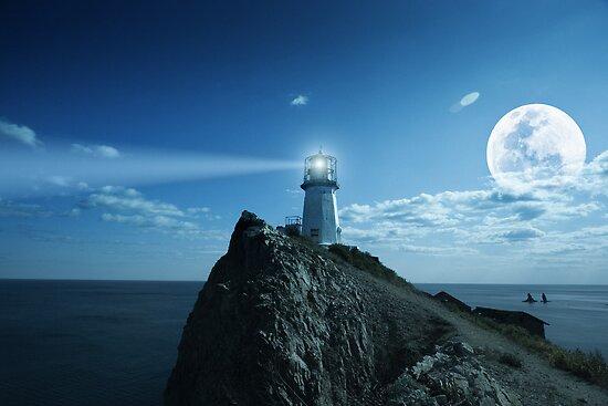 Lighthouse by MotHaiBaPhoto Dmitry & Olga