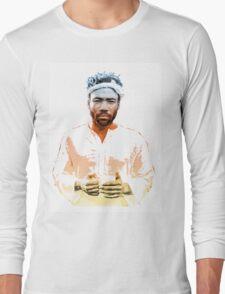 Childish Gambino Peaceful Long Sleeve T-Shirt