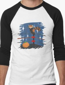 Panda Bodyslam Men's Baseball ¾ T-Shirt