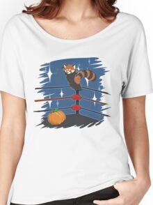 Panda Bodyslam Women's Relaxed Fit T-Shirt
