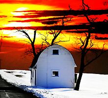 Last Call For Winter by Donnie Voelker