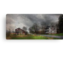 A Sign of the Times Canvas Print
