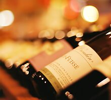 Bokeh and Wine by Tyler Stierhoff