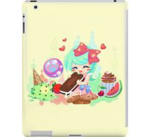 Dessert Rush iPad Case/Skin