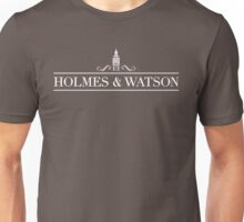 The Famous Detective and Doctor Unisex T-Shirt