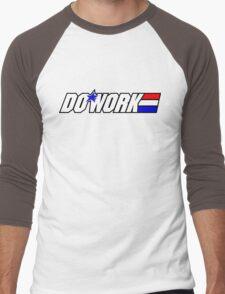 Do Work! 2 Men's Baseball ¾ T-Shirt