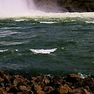 The Bottom of the Falls  by MylieLynn