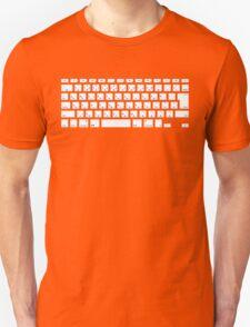 Japanese Keyboard Unisex T-Shirt
