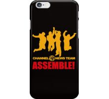 The Legend of Ron Burgundy iPhone Case/Skin