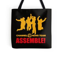 The Legend of Ron Burgundy Tote Bag
